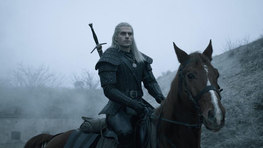 Netflix anuncia que está preparando una película anime basada en 'The Witcher'