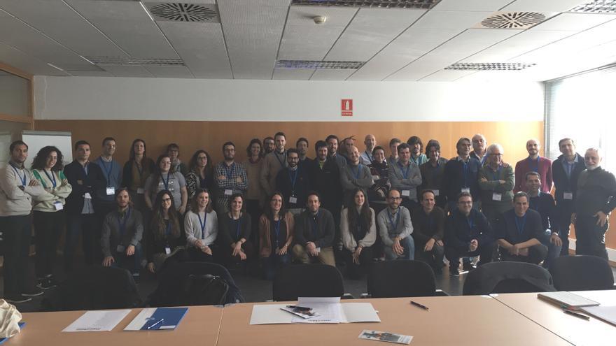 Reunión en la Universidad de Zaragoza de la Red Nacional de Excelencia en Mecanobiología