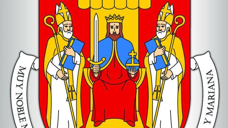 Escudo oficial de la ciudad de Sevilla