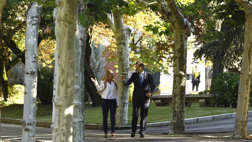 """La esposa de Leopoldo López agradece a Rajoy que """"alce su voz"""" por """"el rescate de la democracia en Venezuela"""""""