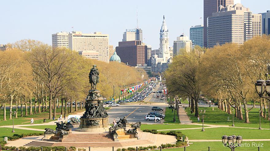 Filadelfia, capital histórica de Estados Unidos