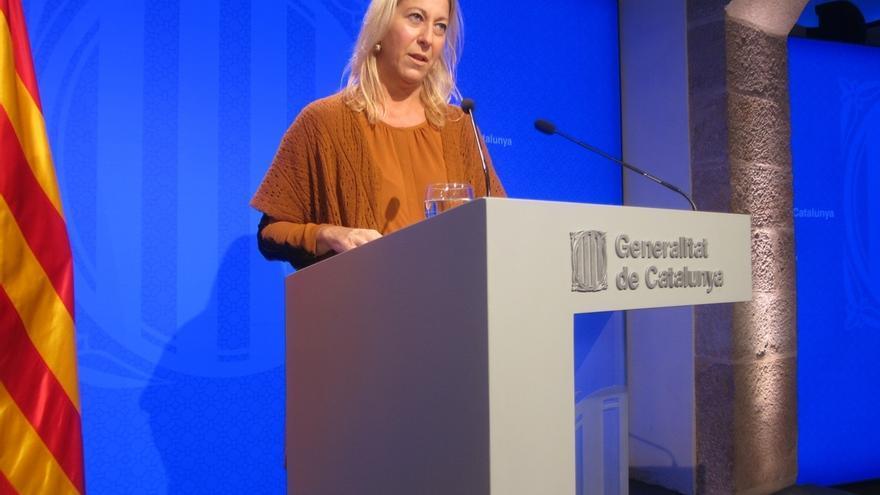 """El Govern ve un """"despropósito"""" obligar a devolver las pinturas de Sijena del MNAC"""