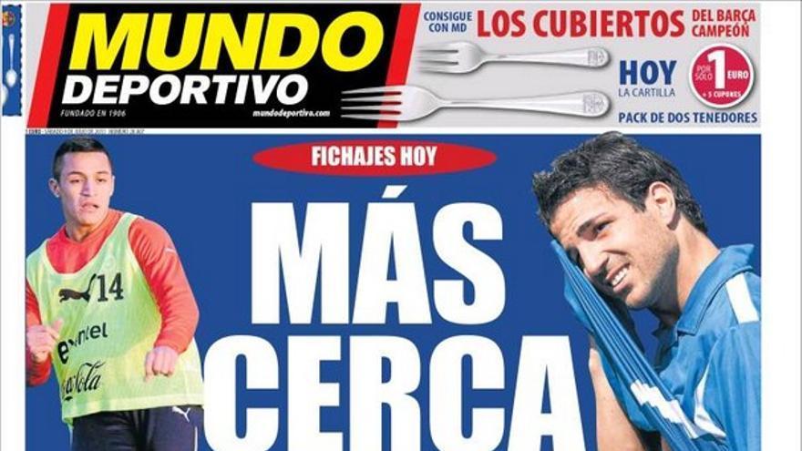 De las portadas del día (09/07/2011) #13