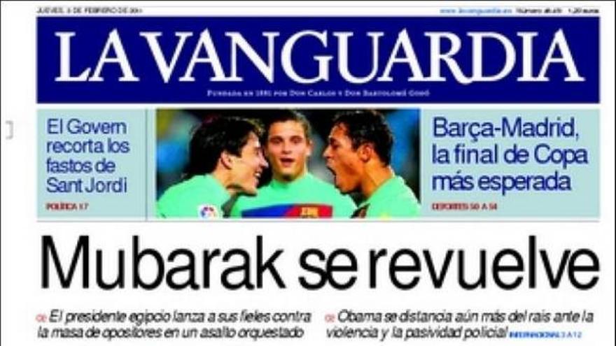 De las portadas del día (03/02/11) #12