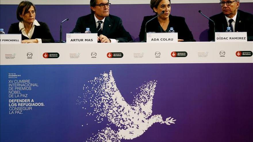 Varios Nobel de Paz exhortan a reducir gasto militar para zanjar conflictos