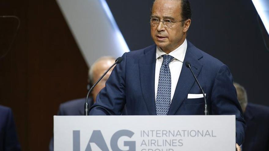La transformación de Iberia es un caso único del mundo, según el presidente de IAG