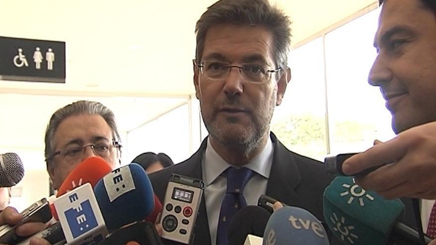 """Catalá confía en que Venezuela extraditará a De Juana si el Gobierno lo pide y niega que sea un """"santuario"""" de etarras"""