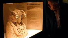 Donan documentos del descubridor de la Dama de Elche a la Universidad