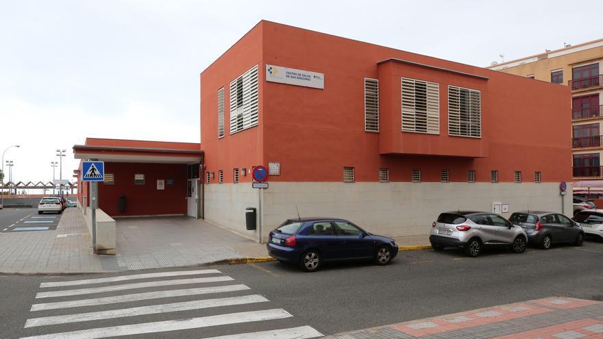 Centro de Salud de San Gregorio, en Telde. (ALEJANDRO RAMOS)