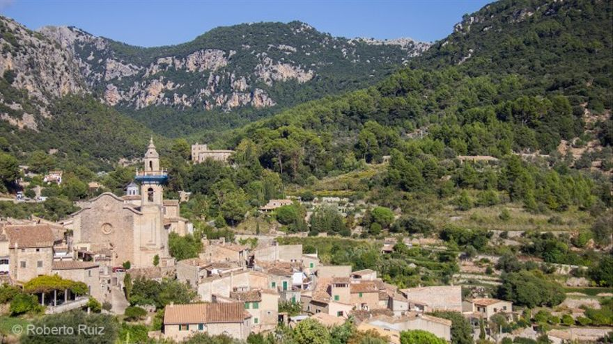 Valldemosa, Sierra de Tramontana, Mallorca