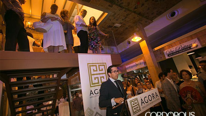 Inauguración de Ágora 83 | MADERO CUBERO