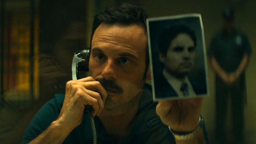 Escena de la segunda temporada de 'Narcos: México'