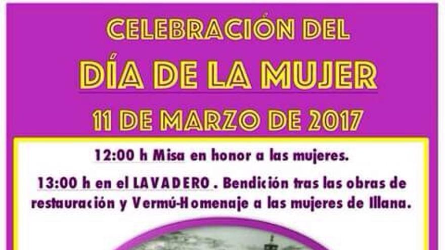 Acto Día de la Mujer en Illana (Guadalajara)