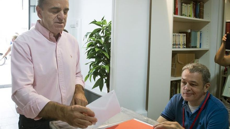 Franco dice que ha habido información de las primarias pero todo es mejorable