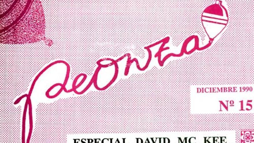 El primer cambio de portada se hizo cuatro años más tarde de su estreno | PEONZA