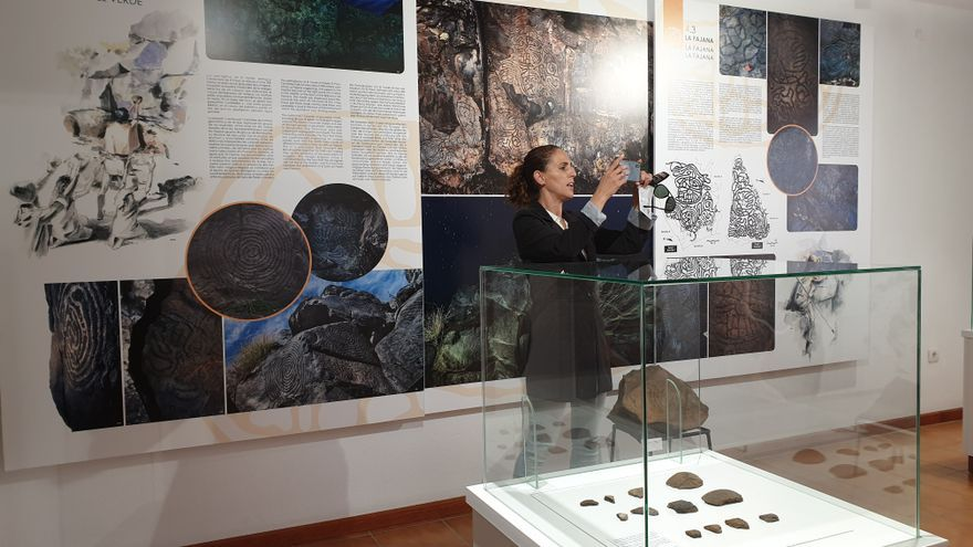 El centro cuenta con paneles explicativos en tres idiomas.