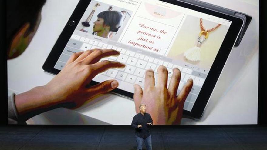 Apple reinventa su televisión y lanza un iPad gigante