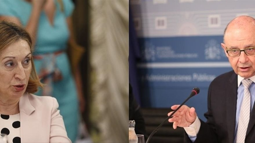 Los ministros Ana Pastor y Cristóbal Montoro, protagonistas en la Menéndez Pelayo la próxima semana