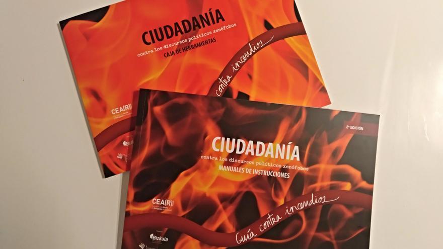 Las 'guías contra incendios' de CEAR Euskadi