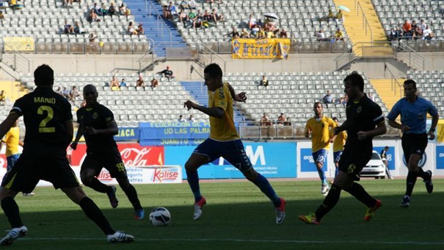 Del UD Las Palmas-Villarreal #12