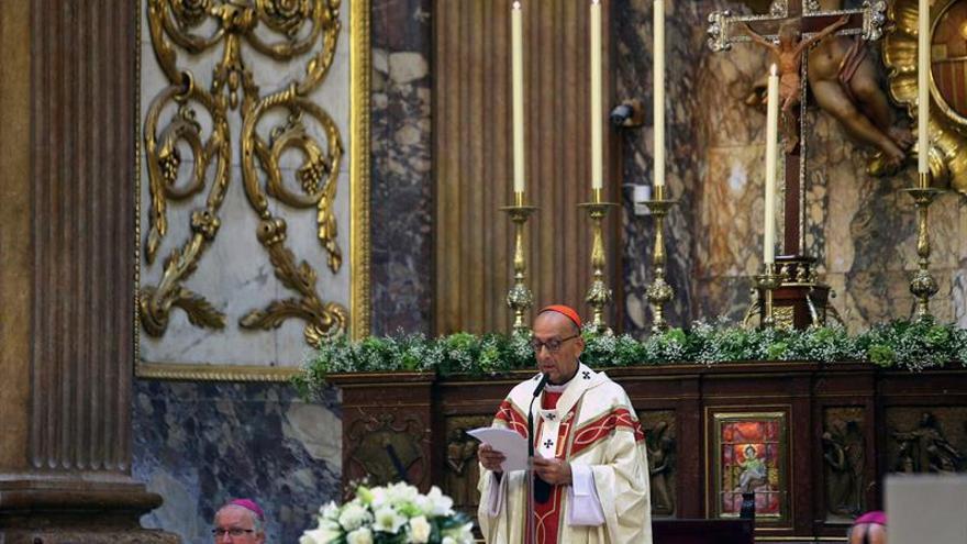 """El arzobispo de Barcelona apela al """"amor fraternal"""" en el diario vaticano"""