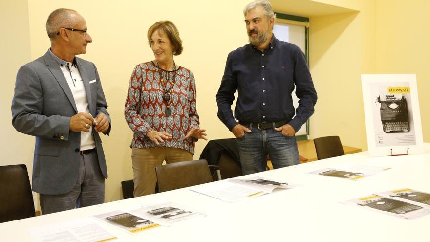Presentación festival de guiones 'Guionízate'