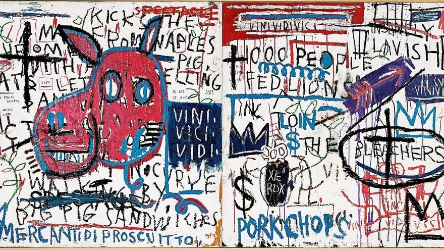 Museo Guggenheim Bilbao inaugurará en julio una retrospectiva sobre Jean-Michel Basquiat