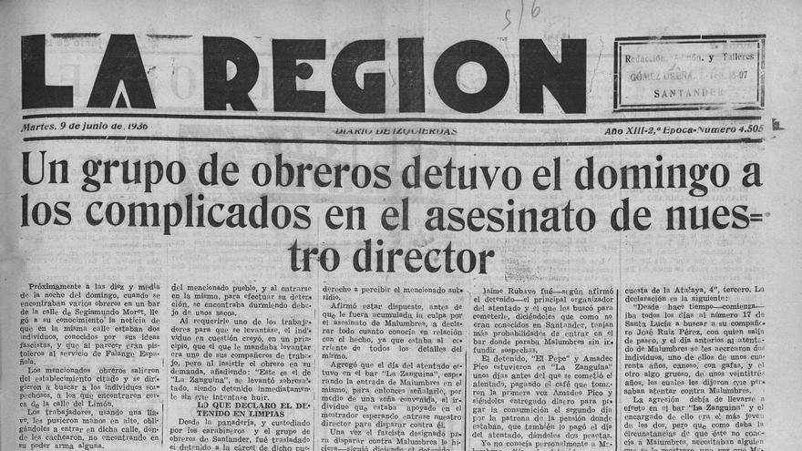 Zapata conoció a su marido, Luciano Malumbres, durante la II República. Malumbres dirigía el periódico La Región, donde Zapata publicó sus primeros artículos en prensa. En ellos reclamó un papel más activo de la mujer en la sociedad y reclamó la igualdad de derechos.