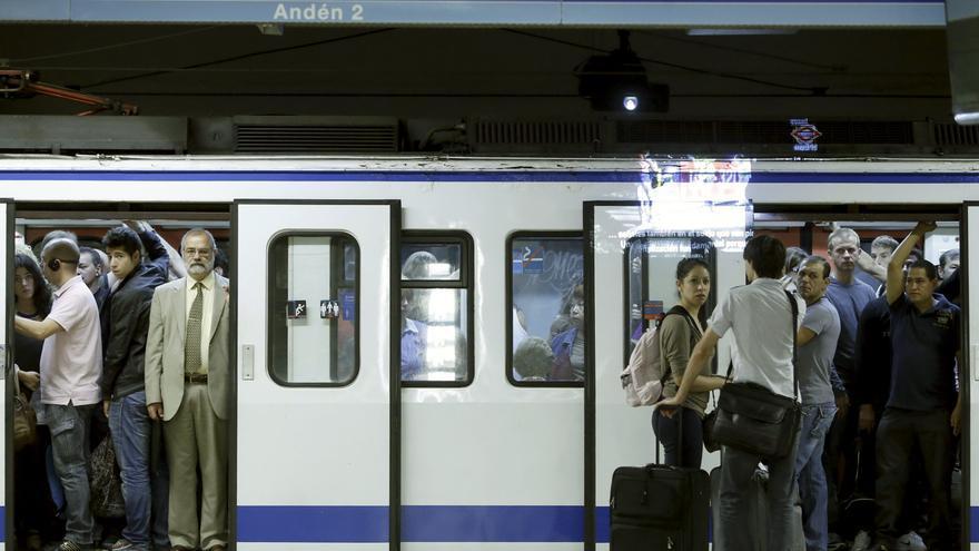 Metro y EMT anuncian los servicios mínimos para los paros de este lunes