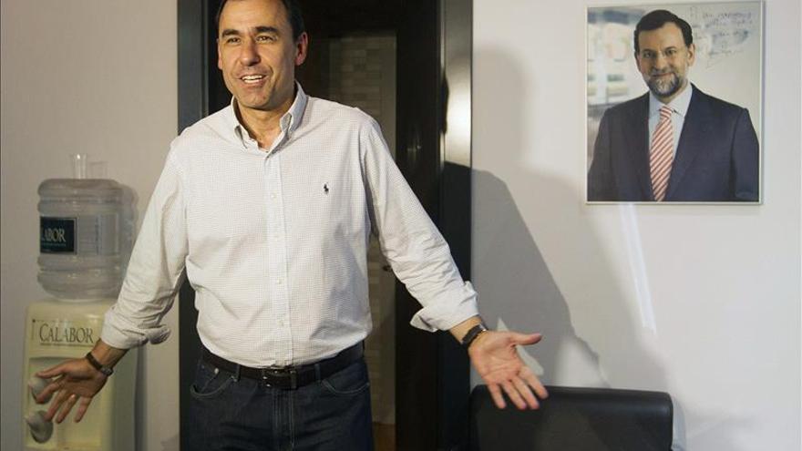 El Presidente del PP de Zamora, Fernando Martínez Maíllo, número 3 ahora en Génova.