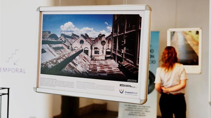 Muestra fotográfica recorre historia de patrimonio uruguayo de la humanidad