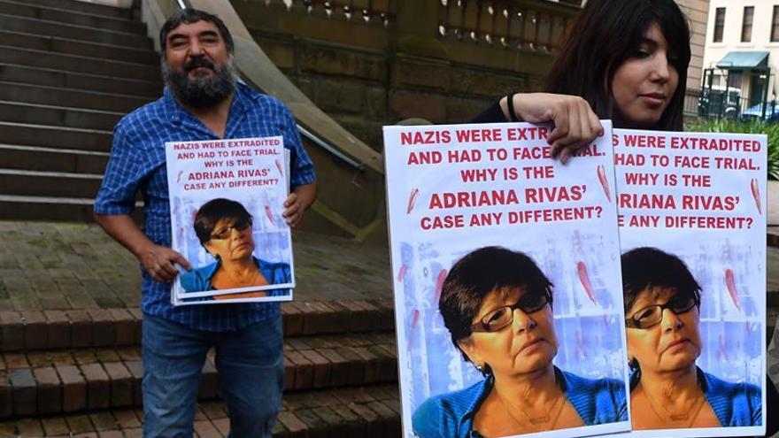 Australia niega la libertad provisional a la exagente de Pinochet
