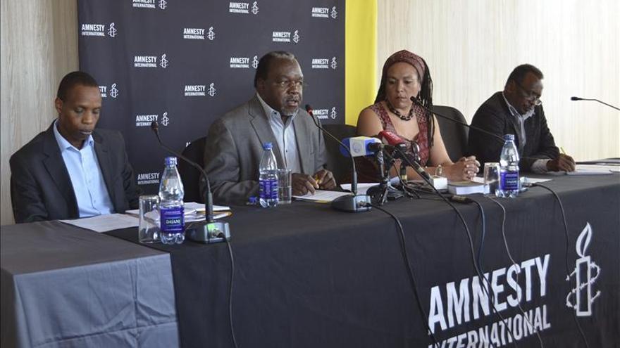 Los gobiernos africanos responden tarde y mal a los conflictos, según AI