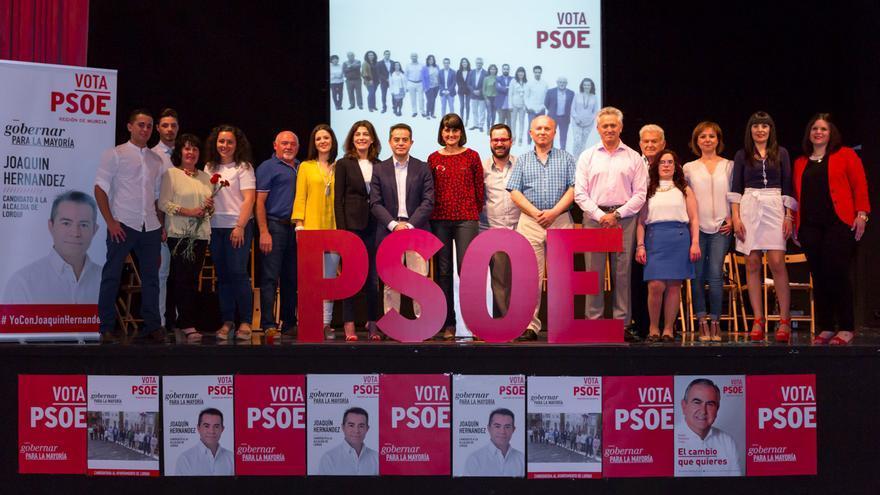 Candidatura socialista de Lorquí