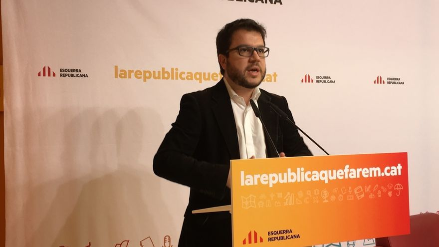 """Pere Aragonès (ERC) llama a hacer """"cambios estructurales"""" en la política fiscal catalana"""