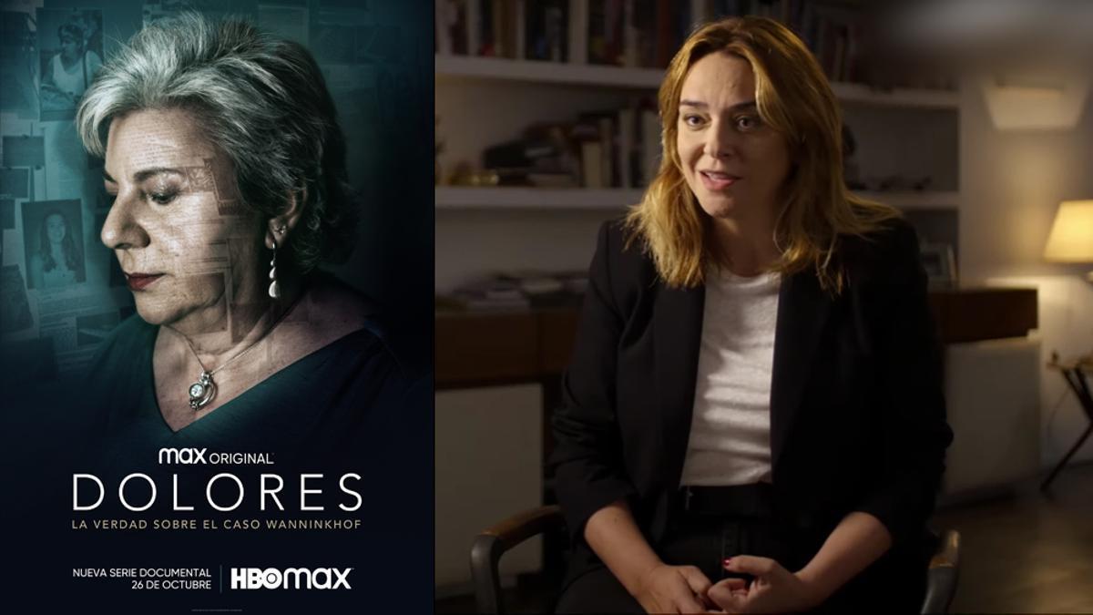 Toñi Moreno, en 'Dolores La verdad del caso Wanninkhof'