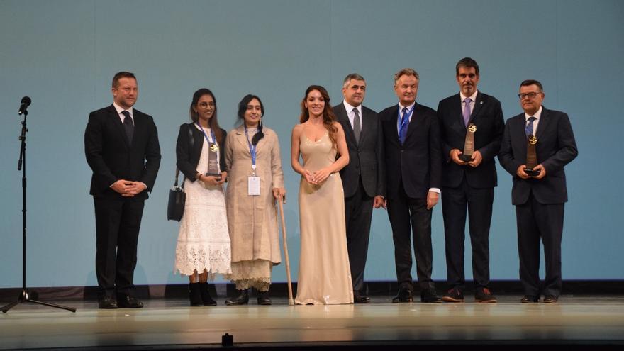 """San Sebastián, premio a la """"Innovación y la Sostenibilidad"""" de la Organización Mundial del Turismo"""