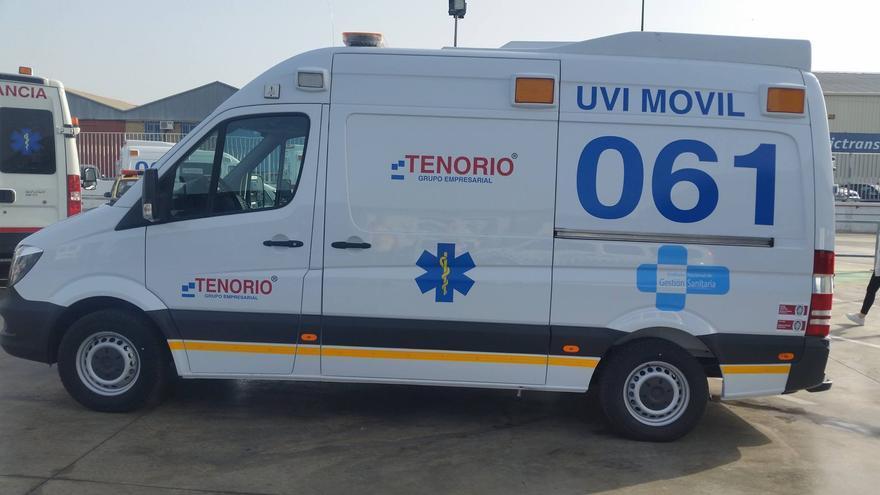 UVI Ambulancias Tenorio