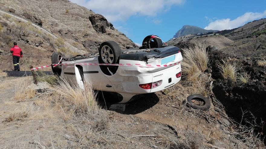 Estado en que quedó el vehículo.