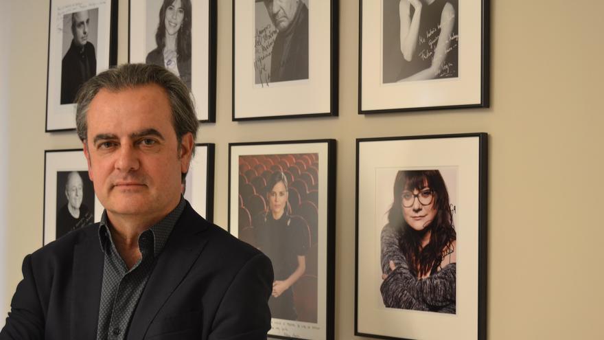 Juan Antonio Vigar, en su despacho | N.C.