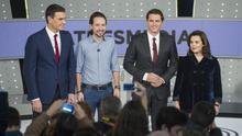 El único debate de la campaña electoral será el día del debut de España en la Eurocopa
