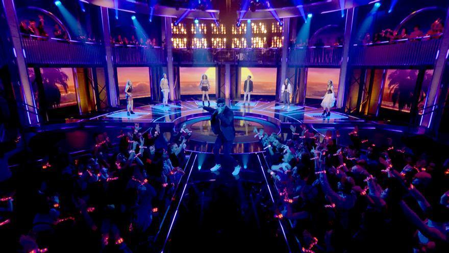 '¡A cantar!', el primer talent de Netflix en España con Ricky Merino