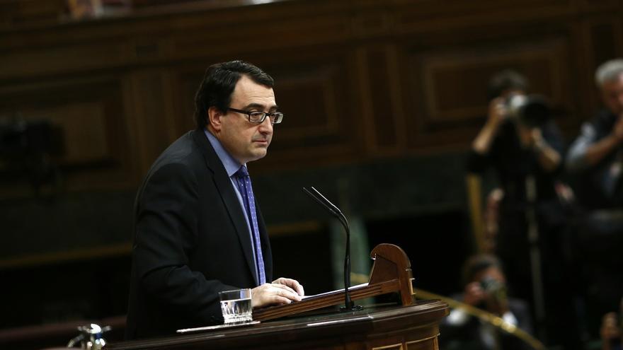 El PNV no descarta presentar una enmienda a la totalidad a la LOMCE