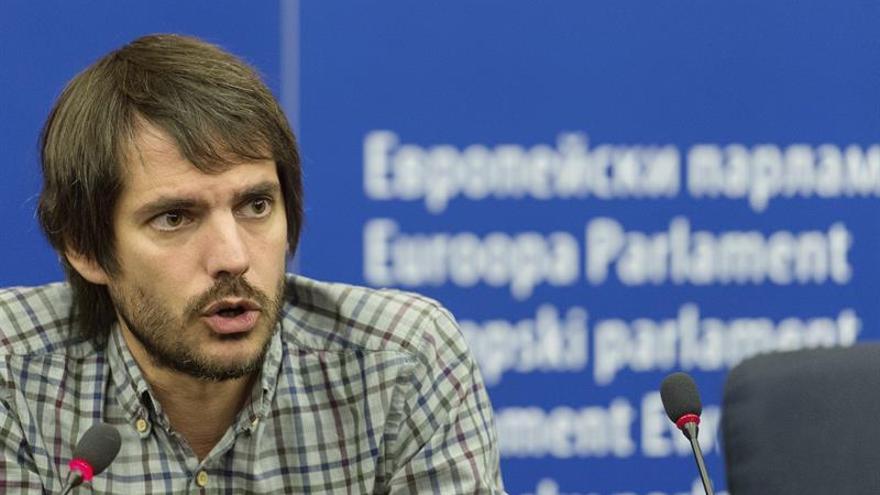 ERC y Verdes piden en el PE que la UE medie en la crisis de Cataluña