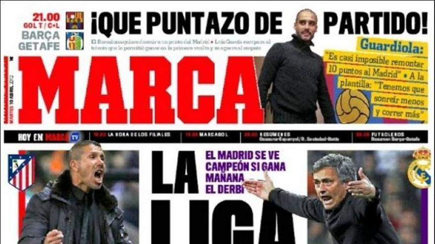 De las portadas del día (10/04/2012) #12