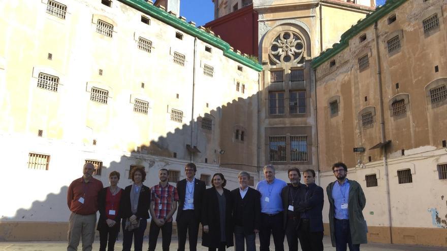 Asiron participa en Barcelona en las II Jornadas de la Red de Ciudades por la Justicia y la Memoria