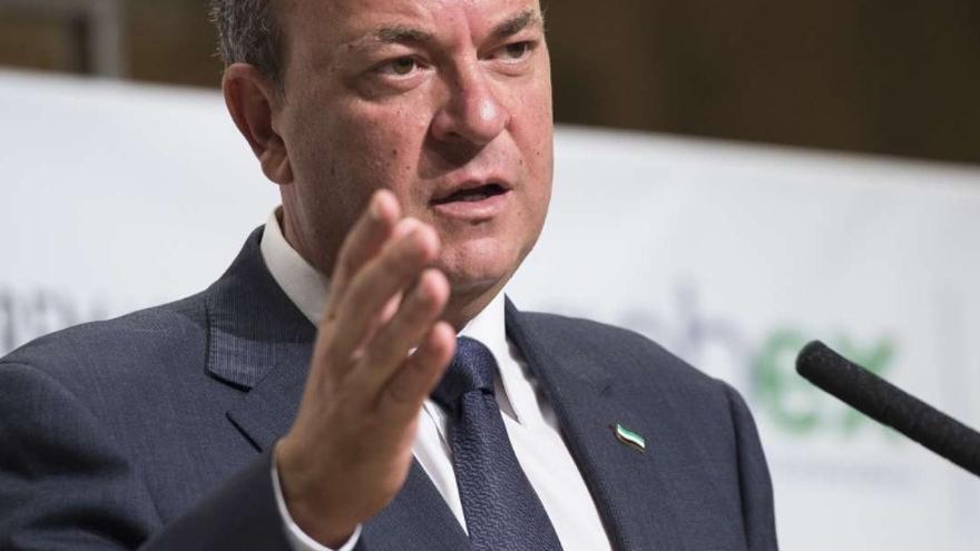 José Antonio Monago, presidente de la Junta de Extremadura / GobEx