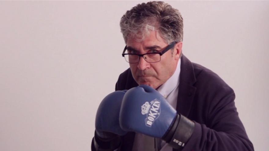 Dionisio Valverde, candidato a alcade por UPyD en Xàtiva