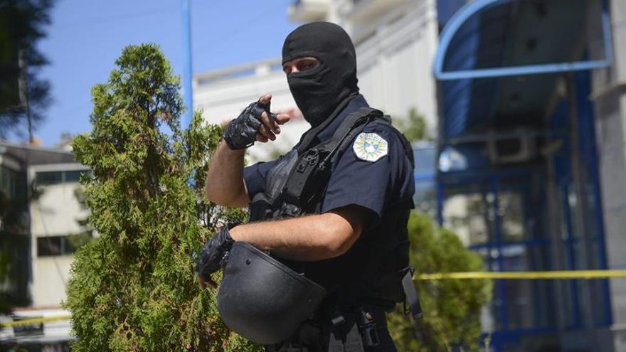 La policía de Kosovo detiene a 19 supuestos terroristas islamistas