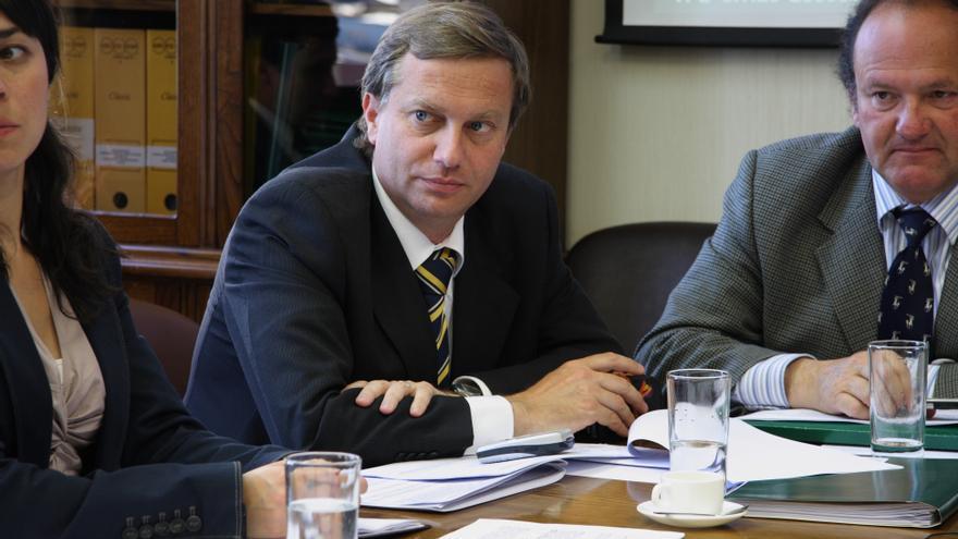 José Antonio Kast, líder del partido de extrema derecha chileno.